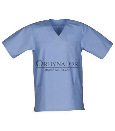 B 94 - Bluza chirurgiczna bawełniana