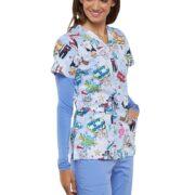 CK616 TYPW - Bluza medyczna przod