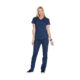 CK003 Damskie spodnie medyczne zgumką itroczkami